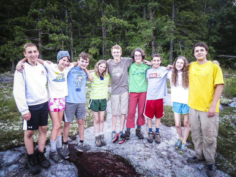 campout group