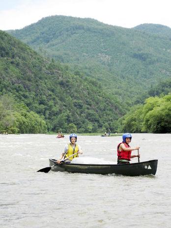 BRX Canoe