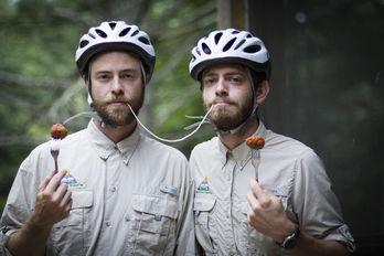 biking staff