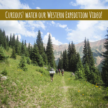 Click here to see our Western Expedition Video