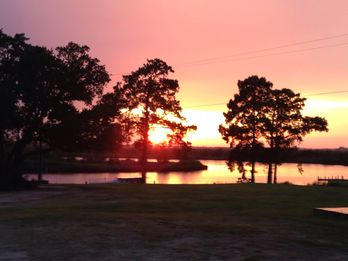 Sunset at Stella