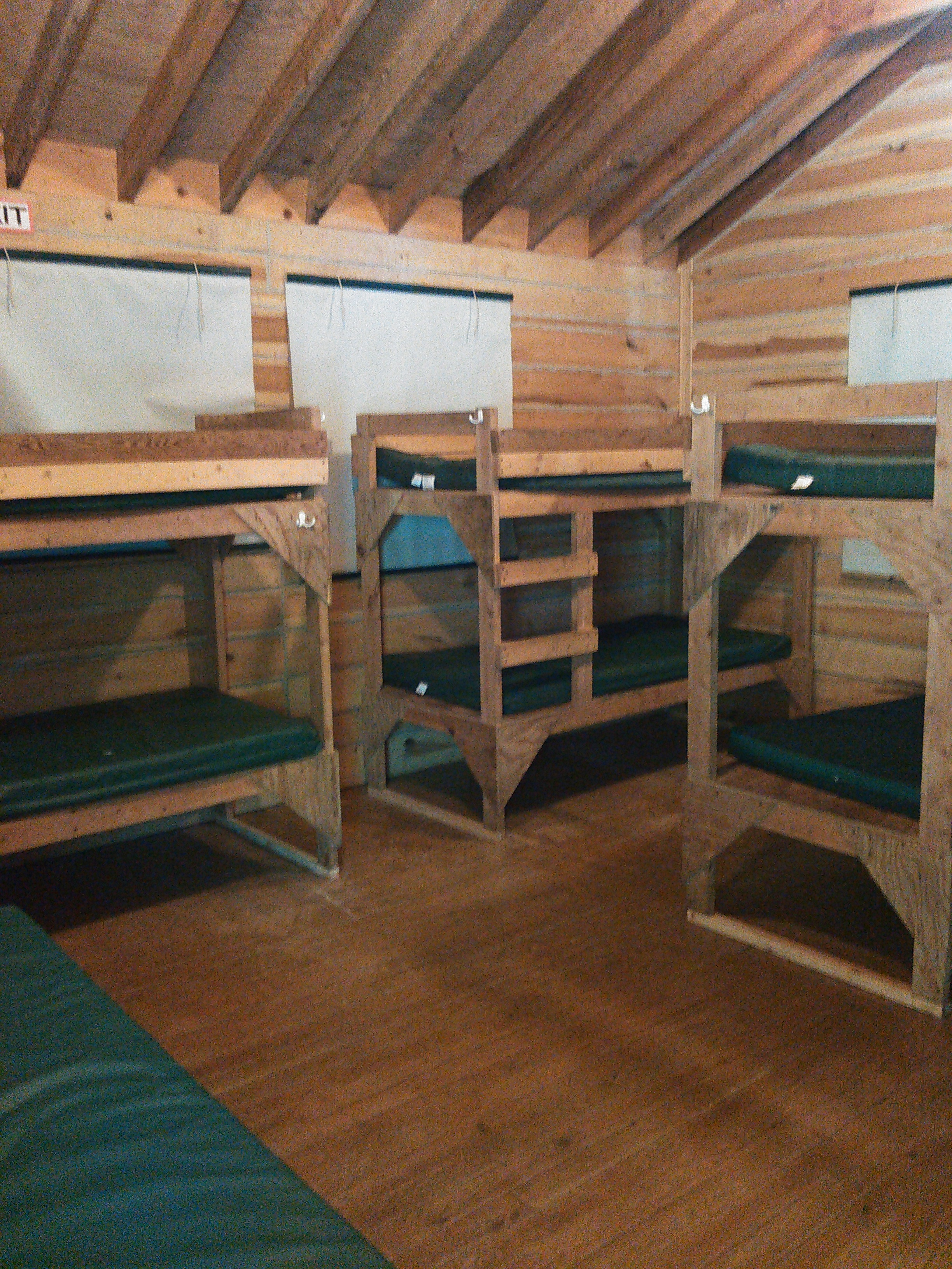 What do the cabins look like at summer camp Summer camp cabins