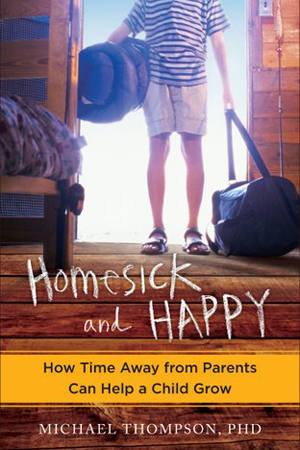 Homesick and Happy book cover
